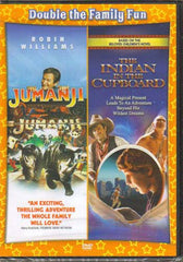 Jumanji / The Indian in the Cupboard (Double Feature)