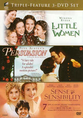 Little Women / Persuasion / Sense and Sensibility (Triple Feature)