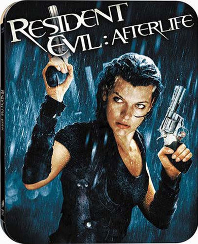 Resident Evil AfterLife (Steelbook Edition) (Blu-ray) BLU-RAY Movie