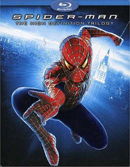 Spider-Man The High Definition Trilogy (Spider-Man 1-3) (Blu-ray) (Boxset)