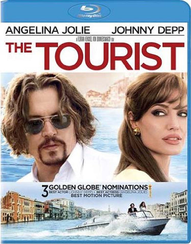 The Tourist (Blu-ray) BLU-RAY Movie