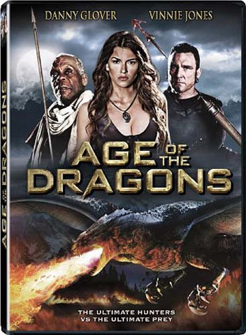 Age of the Dragons DVD Movie