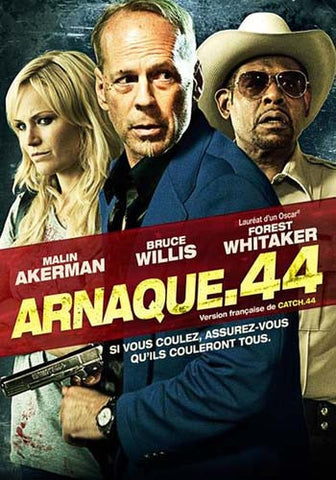 Arnaque .44 DVD Movie