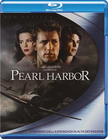 Pearl Harbor (Blu-ray) BLU-RAY Movie