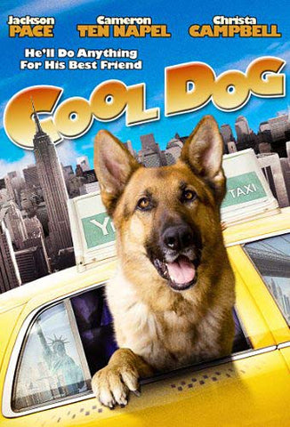 Cool Dog Lost in New York / Lenny The Wonder dog DVD Movie