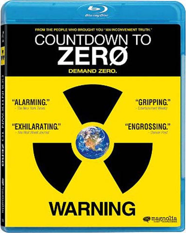 Countdown to Zero (Blu-ray) BLU-RAY Movie