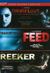 Grimm Love / Feed / Reeker (Triple Feature) (Boxset)