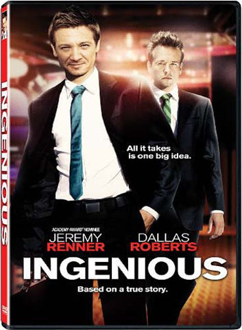 Ingenious (Bilingual) DVD Movie