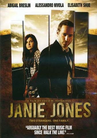 Janie Jones DVD Movie