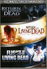 The Living Dead 3 pack (Necropolis/Rave to the/Flight...) (Triple Feature) (Keepcase) DVD Movie