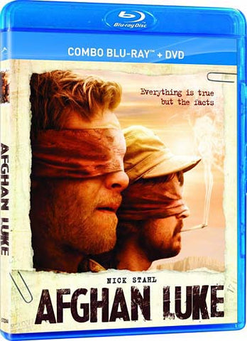 Afghan Luke (DVD+Blu-ray Combo) (Blu-ray) BLU-RAY Movie