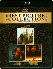 The Best Picture Collection (Crash / The Hurt Locker / No Country for Old Men) (Blu-ray)