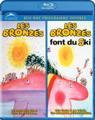 Les Bronzes / Les Bronzes Font Du Ski (Double Feature) (French Only) (Blu-ray)