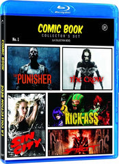Comic Book Collector s Set (Bilingual)(Blu-ray)
