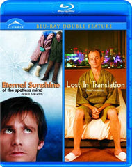 Eternal Sunshine of the Spotless Mind / Lost in Translation (Double Feature)(bilingual)(Blu-ray)