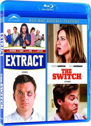 Extract/Switch (Double Feature) (Bilingual) (Blu-ray) BLU-RAY Movie
