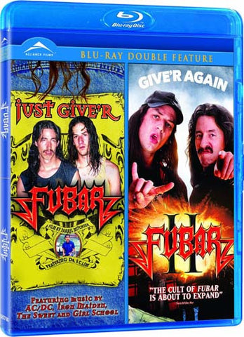 Fubar / Fubar 2 (Double Feature) (Blu-ray) BLU-RAY Movie