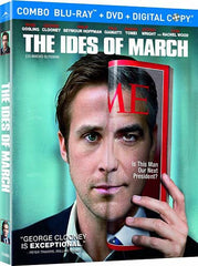 The Ides of March (DVD+Blu-ray+Digital Copy Combo) (Blu-ray)