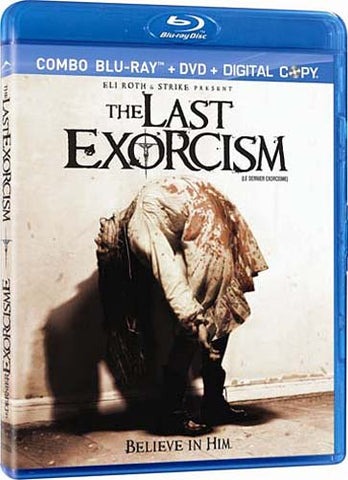 The Last Exorcism (Combo Blu-ray + DVD Plus Digital Copy) (Bilingual) (Blu-ray) BLU-RAY Movie