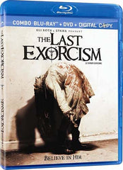 The Last Exorcism (Combo Blu-ray + DVD Plus Digital Copy) (Bilingual) (Blu-ray)