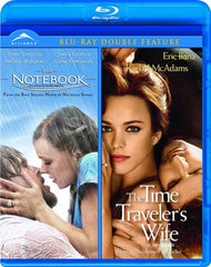 The Notebook / The Time Traveler's Wife (Double Feature) (Blu-ray)