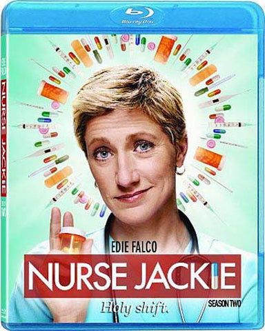 Nurse Jackie - Season Two (2) (Blu-ray) BLU-RAY Movie