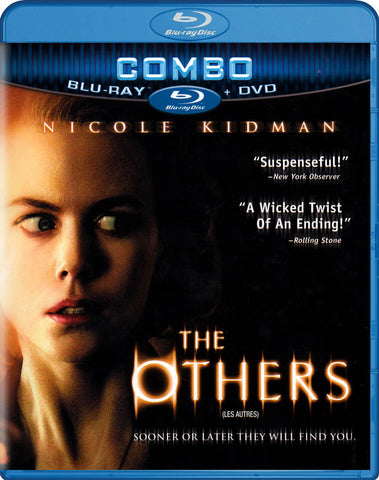 The Others (Blu-ray + DVD) (Blu-ray) (Bilingual) BLU-RAY Movie