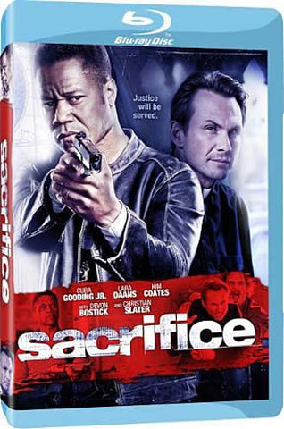 Sacrifice (Bilingual) (Blu-ray) BLU-RAY Movie