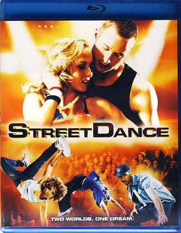 Street Dance (Blu-ray) (Bilingual) BLU-RAY Movie