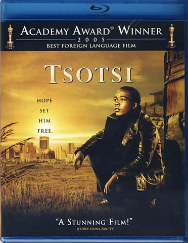 Tsotsi (Blu-ray) (Bilingual) BLU-RAY Movie