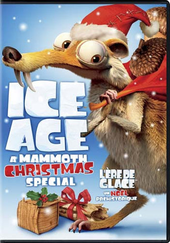 Ice Age - A Mammoth Christmas Special (Bilingual) DVD Movie
