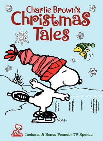 Charlie Brown's Christmas Tales DVD Movie