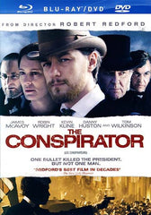 The Conspirator (Blu-ray + DVD Combo) (Blu-ray) (Bilingual) (DC)