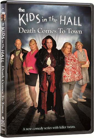 Kids In The Hall - Death Comes To Town DVD Movie