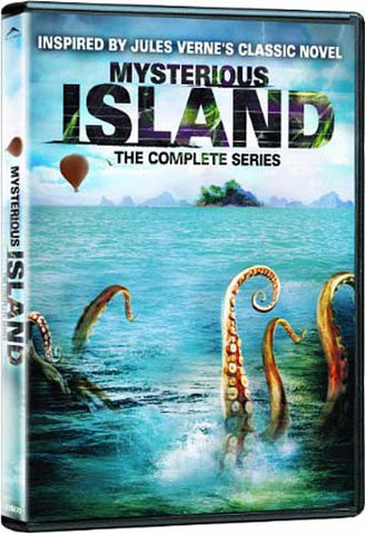 Mysterious Island: Complete Series DVD Movie