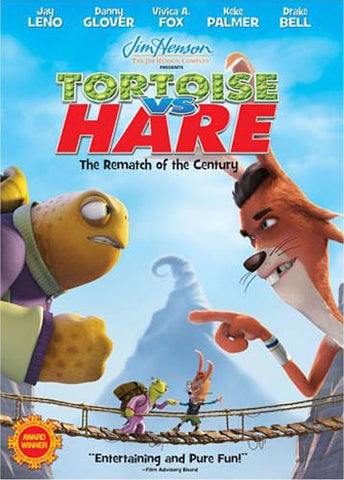Tortoise Vs. Hare (Jim Henson) (Bilingual) DVD Movie