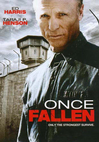 Once Fallen DVD Movie