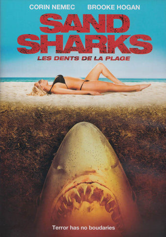 Sand Sharks (Bilingual) DVD Movie