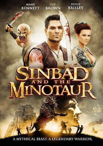 Sinbad and the Minotaur DVD Movie