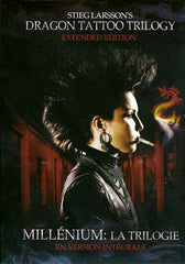 Stieg Larsson's Dragon Tattoo Trilogy: Extended Edition (Boxset)