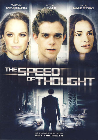 The Speed of Thought DVD Movie