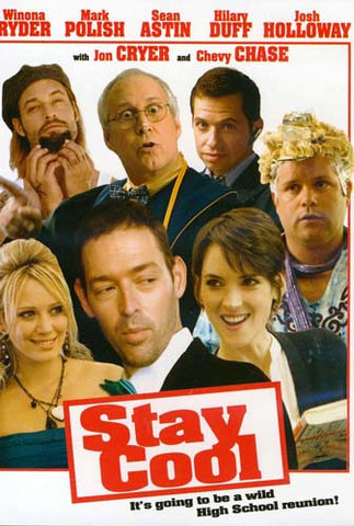 Stay Cool DVD Movie