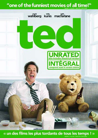 Ted (Unrated) (Bilingual) DVD Movie