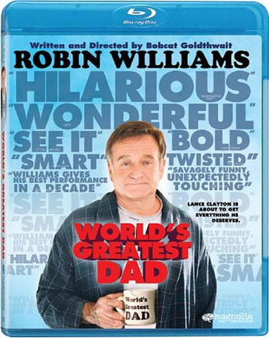 World's Greatest Dad (Blu-ray) BLU-RAY Movie