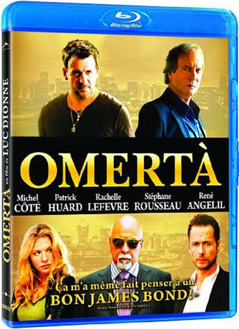 Omerta (Bilingual) (Blu-ray) BLU-RAY Movie