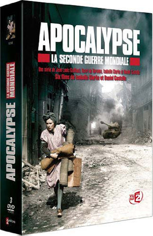 Apocalypse - Le 2eme guerre Mondiale DVD Movie