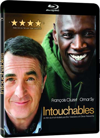 Intouchables (Version francaise) (Blu-ray) BLU-RAY Movie