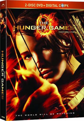 The Hunger Games [DVD + Digital Copy (Bilingual) DVD Movie
