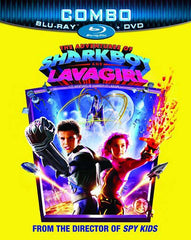 The Adventures of Sharkboy and Lavagirl (Blu-ray+DVD)(Slipcover)(Bilingual) (Blu-ray)