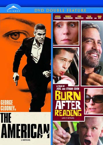 The American / Burn After Reading (Double Feature) (Bilingual) DVD Movie